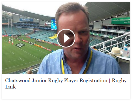 ARU Boss Bill Pulver says Try Rugby at Chatswood