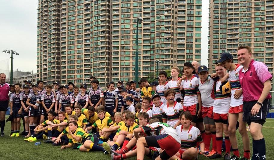 HK U13 Tour 2015