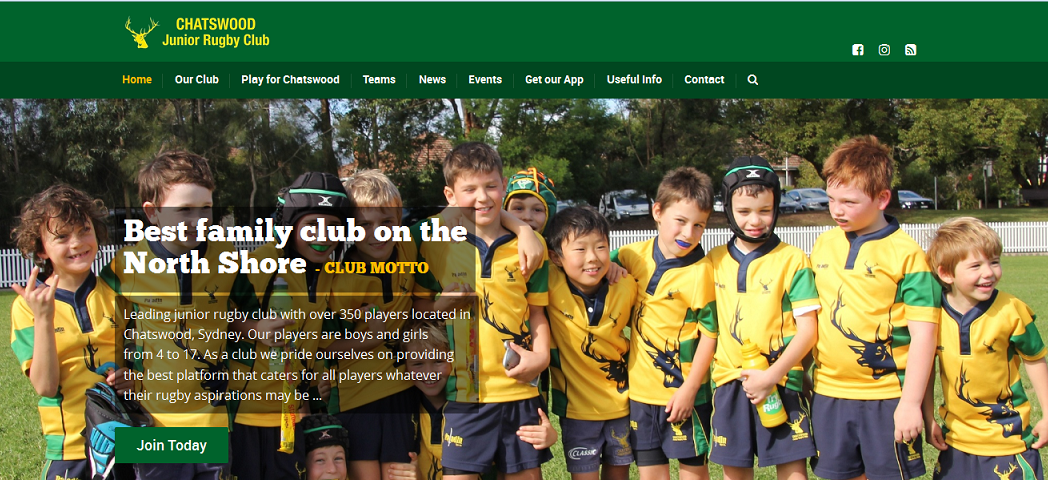 New CJRC Website Homepage
