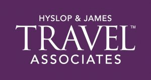 Hyslop & James Travel Associates Logo