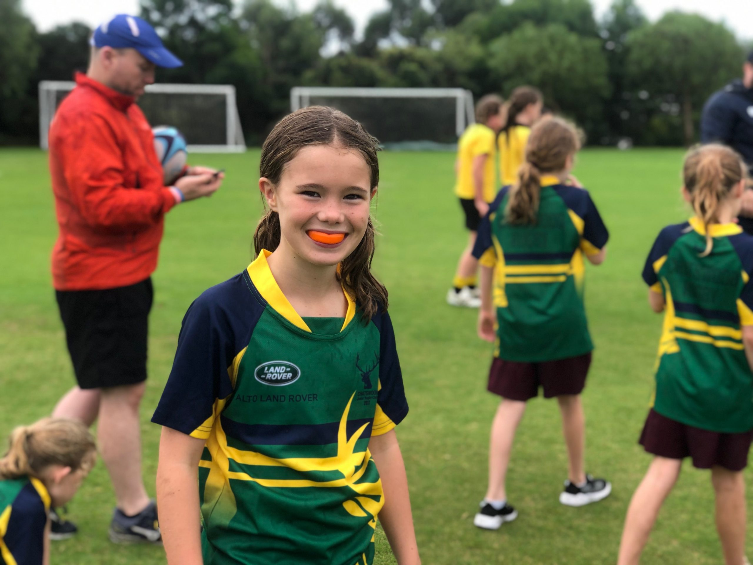 Chatswood Girls Touch Rugby